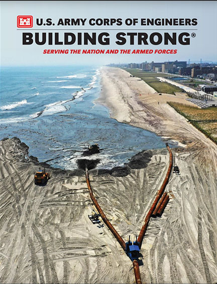 Cover image of the 2020 Building Strong publication