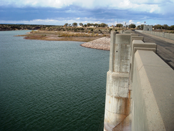 conchas dam and lake recreation area